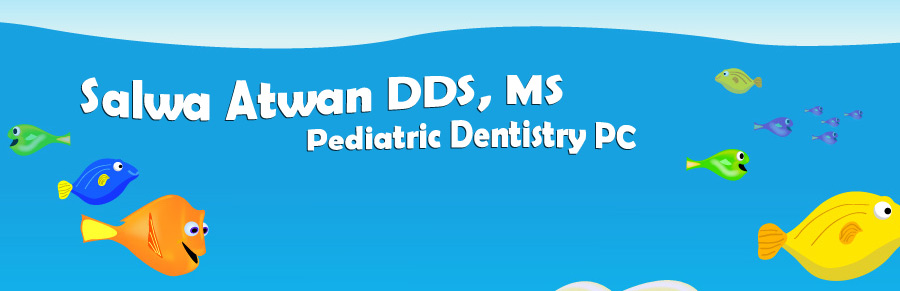 Pediatric Dentist Dr. Salwa Atwan